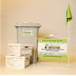 Paper Shredding with Containers